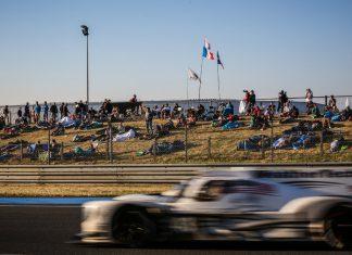 Le Mans è il primo evento della stagione. Quindi e ' stato trattenuto due volte.