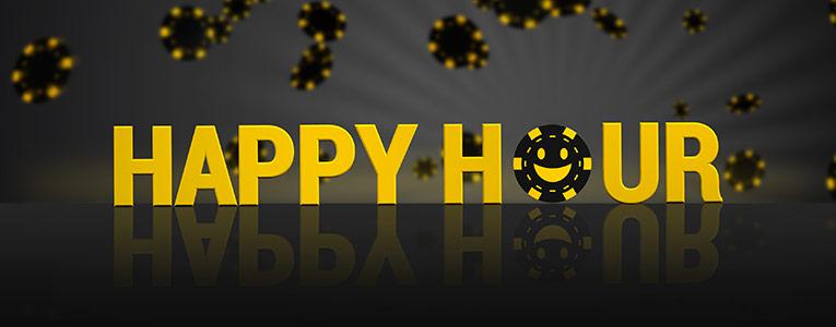 Planet Happy Hour Bonus (scaduto)