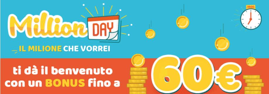 Milion Day Lottomatica