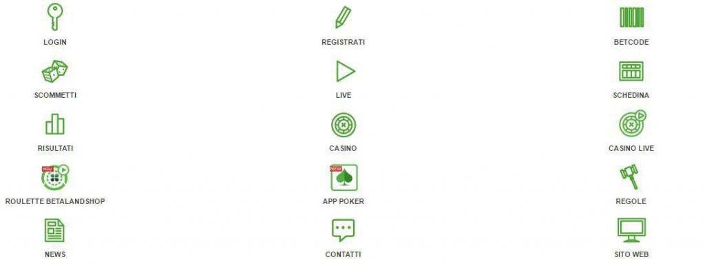 Betaland mobile app: 3/5