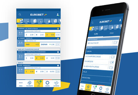 Eurobet mobile app: come scaricarla?