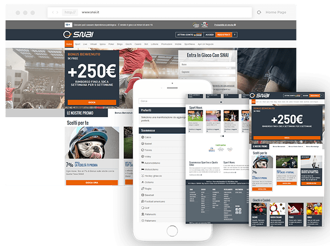 Novità Snai: Sport Virtuali
