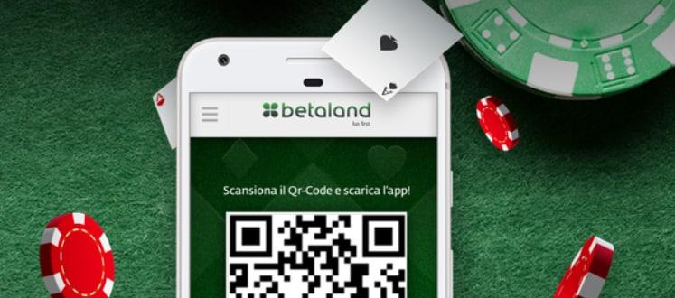 Come utilizzare il codice promozionale Betaland?
